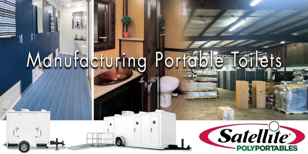 manufacturing portable toilets Header