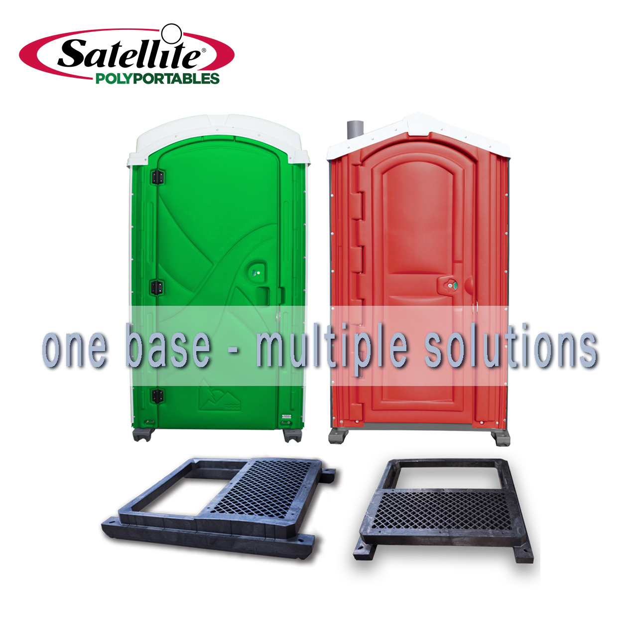 Porta Potty Base