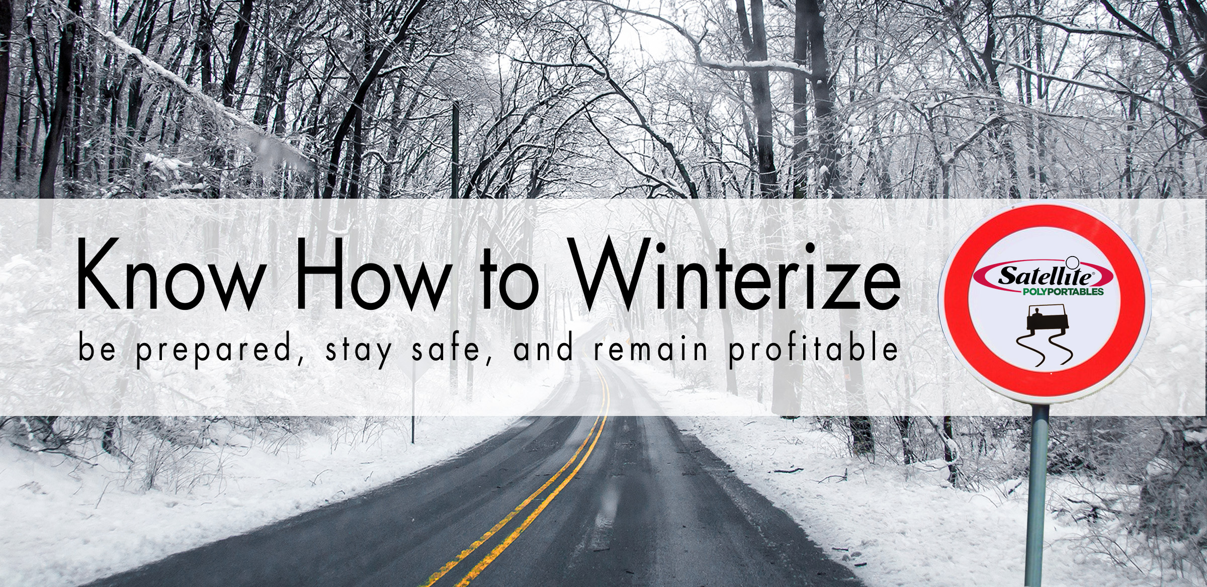 how to winterize your truck header