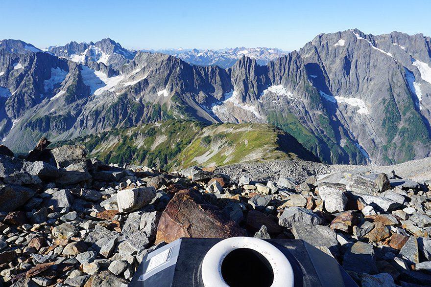 Best Restrooms View Cascade Range WA