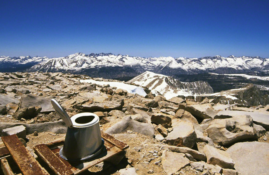 Best Restrooms View in Mt Whitney