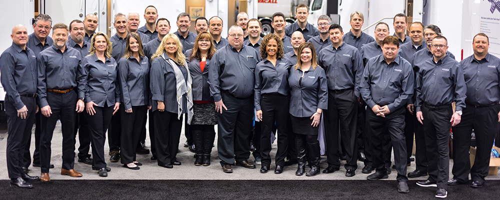 2019 WWETT Show - Satellite | PolyPortables Staff