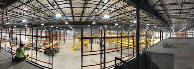 Bristol IN Facility Expansion