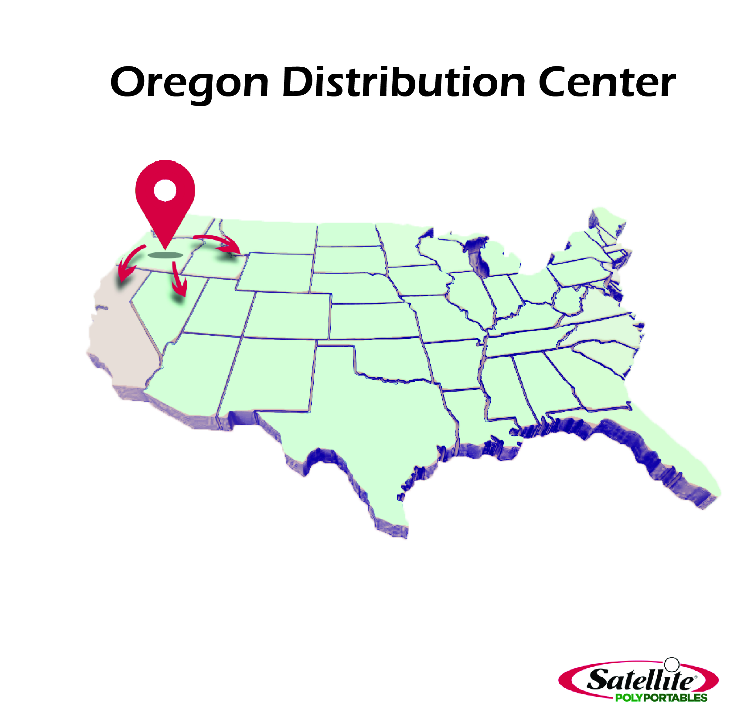 Oregon Distribution Center Featured Image