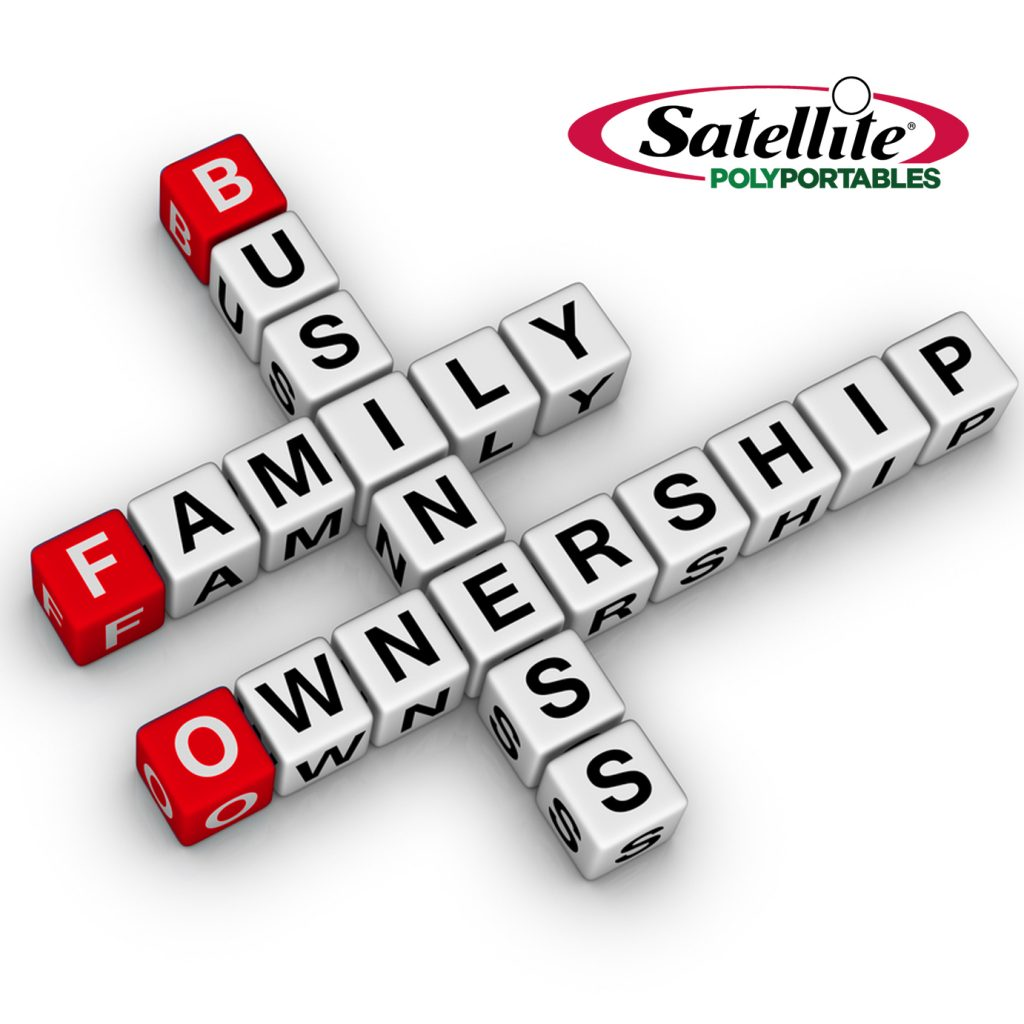Family Business tips from Satellite PolyPortables