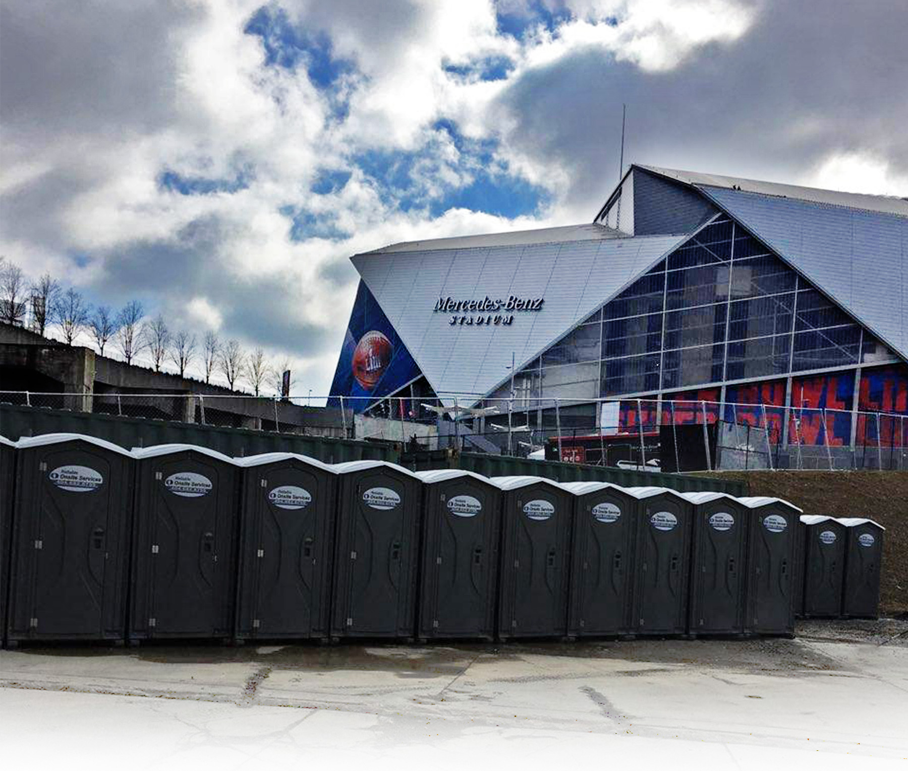 Super Bowl LIII United Rentals Feature