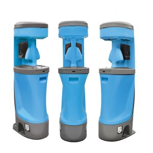 Popper Handwashing Station Hygiene_Portable Sink Maintenance