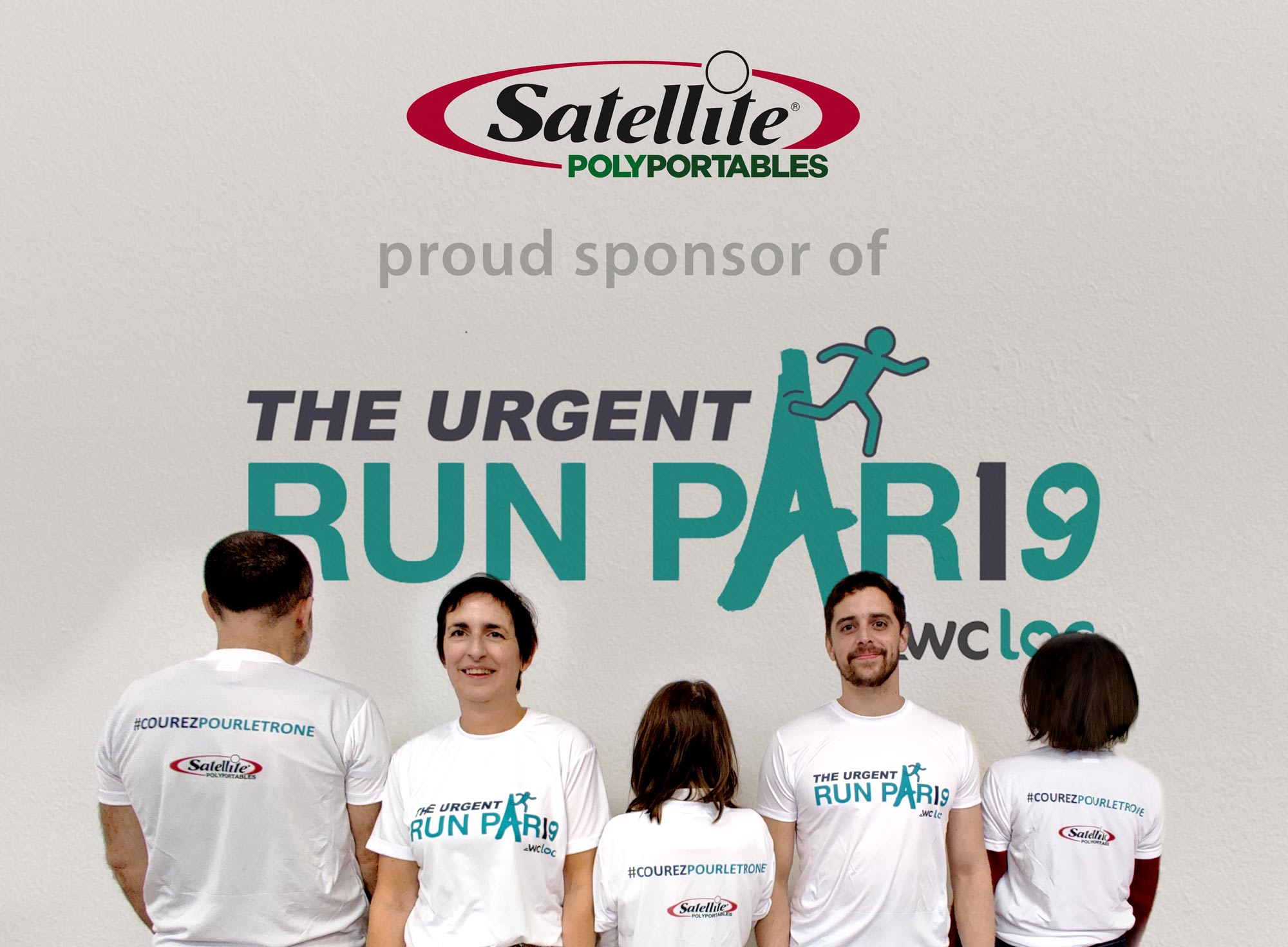 The Urgent Run Team