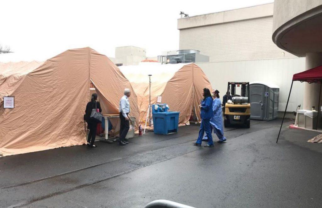 triage in Napa Valley