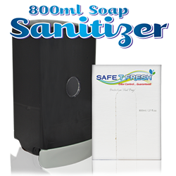 800ml Soap Sanitizer